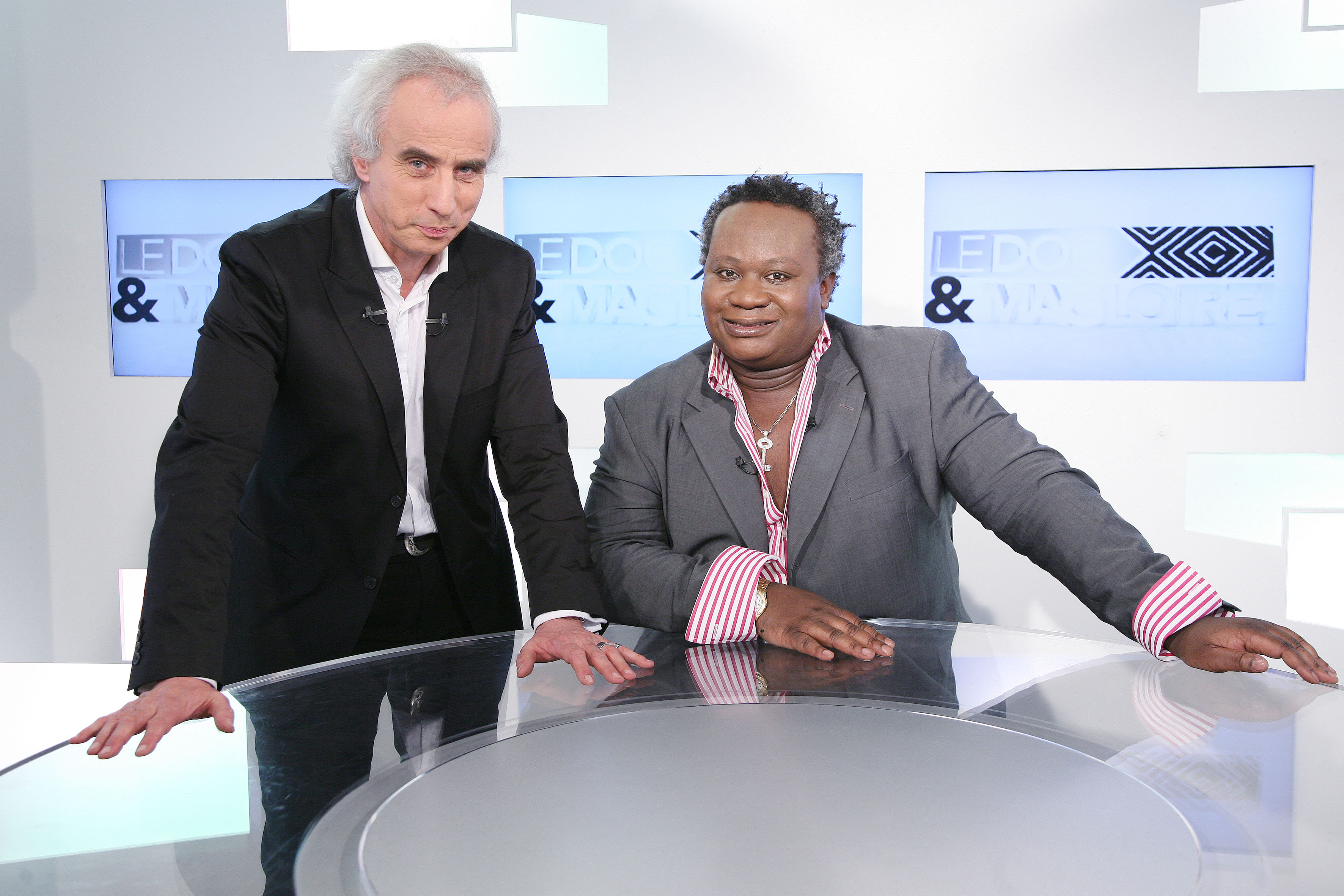 Le Doc et Magloire